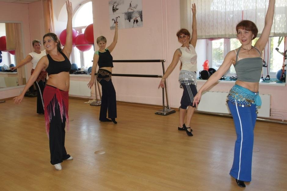 восточные танцы для похудения отзывы